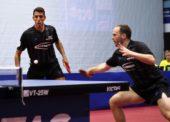 Doppelspieltag in der Tischtennis-Bundesliga