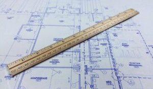 Architekten planen neue Bauprojekte mit Sicherheit und Qualität