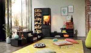 Moderne Feuerstätten vereinen Wärme und Atmosphäre
