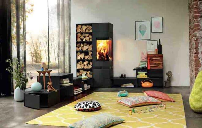 Photo of Moderne Feuerstätten vereinen Wärme und Atmosphäre