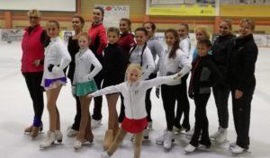 Intensives Eiskunstlauf-Sommertraining