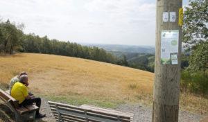 Pilotprojekt Wandercent –  Qualität auf Bergischen Wanderwege