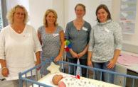 Infonachmittag: Schwangerschaft und erste Lebensjahre