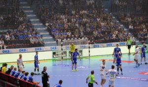 VfL Gummersbach unterliegt SC Magdeburg