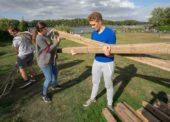 """Team der Gesamtschule Waldbröl ,,iQ-Bon"""" nahm am Future Camp teil"""