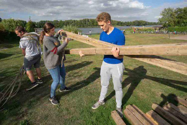 Future Camp 2018   -  Deutscher Gründerpreis für Schüler - Siegercamp auf Schloss Kröchlendorff
