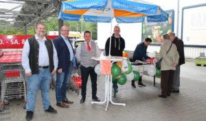 CJD Gummersbach und REWE geben Jugendlichen eine Chance