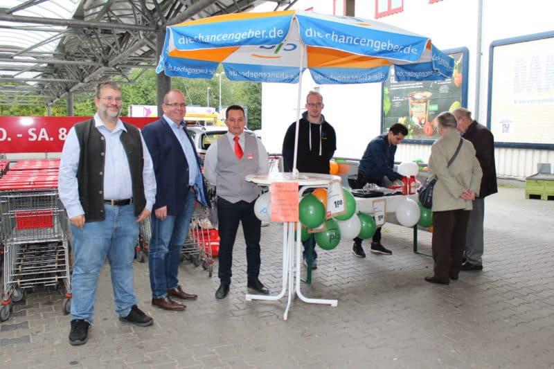 Photo of CJD Gummersbach und REWE geben Jugendlichen eine Chance