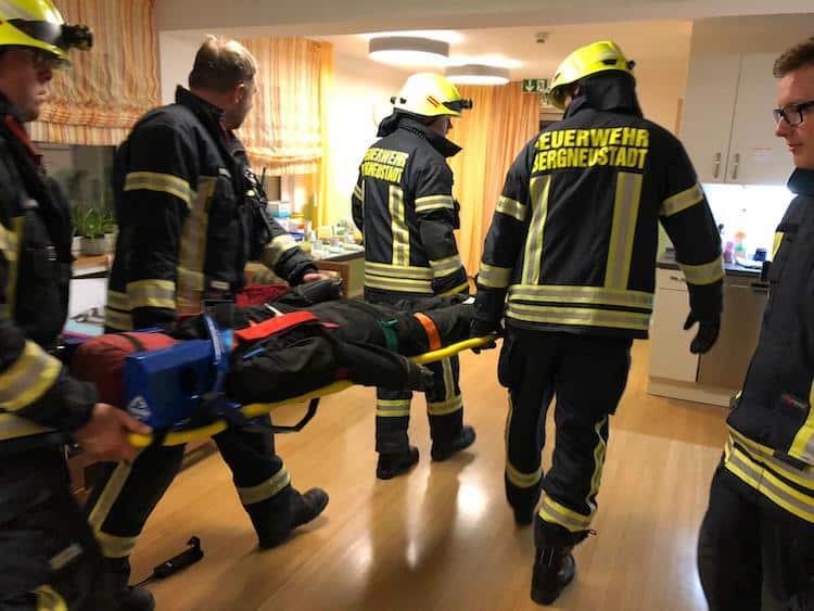Photo of Feuerwehreinsatz bei Patienten im Wachkoma
