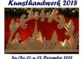 Traditioneller Neustädter Kunsthandwerkermarkt 2018