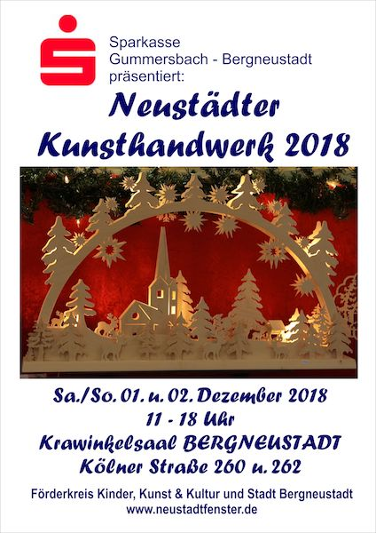 Photo of Traditioneller Neustädter Kunsthandwerkermarkt 2018