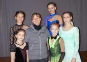 Erfolgreiches Wochenende für Wiehler Eiskunstläuferinnen