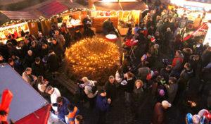 Weihnachtsmarkt in Wiehl am 8. und 9. Dezember