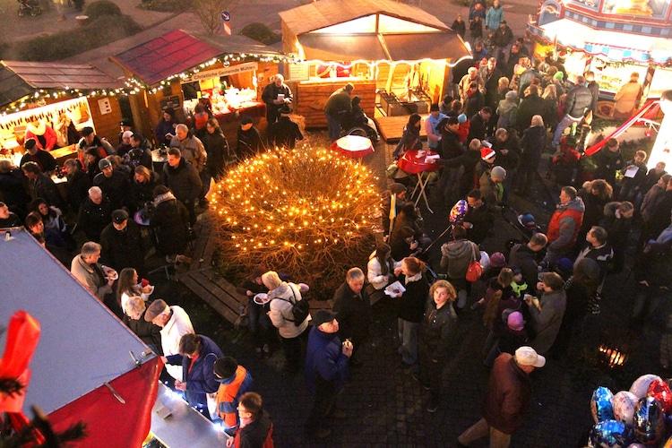 Photo of Weihnachtsmarkt in Wiehl am 8. und 9. Dezember