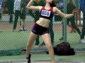 14 -jährige Helena Kopp schlägt U18-Athletinnen im Kugelstoßen