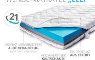 Mit der richtigen Matratze zu einem gesunden und erholsamen Schlaf