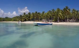In der Karibik Urlaub machen