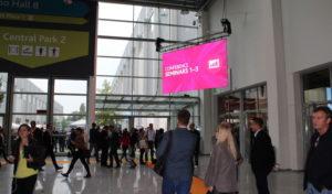 Internationale Messen werden für deutsche Unternehmen immer wichtiger