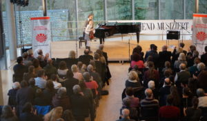 Auf Schloss Homburg musiziert die Jugend