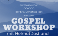 Gospelworkshop in Derschlag