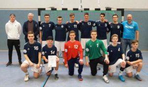 Gesamtschule Marienheide gewinnt Bezirksmeisterschaft im Handball
