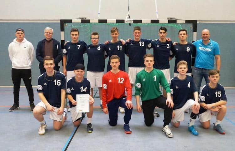 Photo of Gesamtschule Marienheide gewinnt Bezirksmeisterschaft im Handball