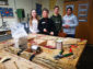 MINT-Klasse der Gesamtschule Marienheide zur Schülerakademie in Köln