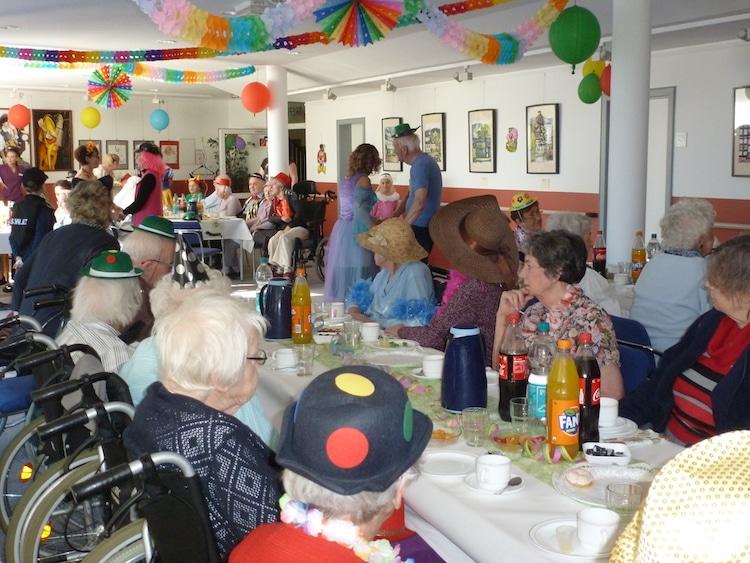 Photo of Karneval im Seniorenzentrum Bethel Wiehl