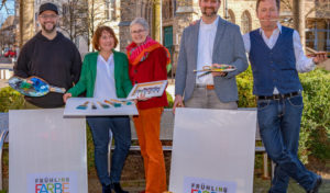 Frühling in Gummersbach – Frühling in Farbe