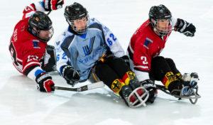 Wiehler Pinguine gewinnen Para Eishockey-DM