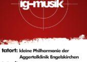 Kriminell gute Musik beim Konzert in Engelskirchen