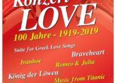 LEGATO spielt Love-Konzert