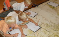Osterferienaktion – Ritterschule auf Schloss Homburg