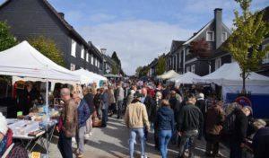 12. Bergischer Prüllenmarkt im historischen Ortskern Nümbrechts