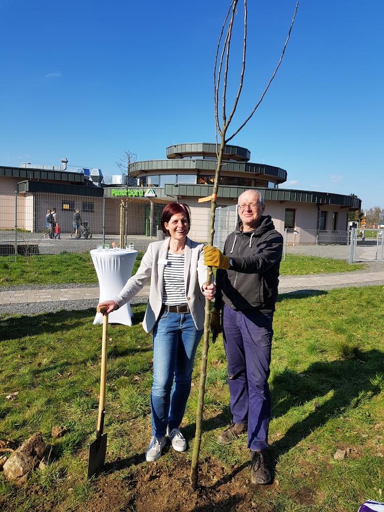 Photo of Panarbora setzt ein Zeichen – Tag des Baumes am 25. April