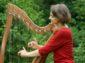 Kleinkunst im Kurpark – Harfenträume mit Lorena Wolfewicz