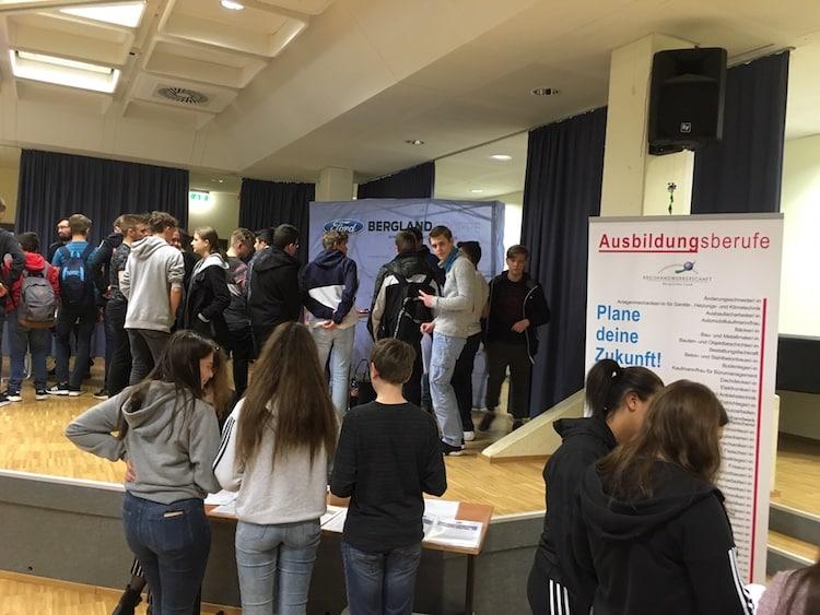 Photo of Erster Tag des Handwerks der Gesamtschule Marienheide