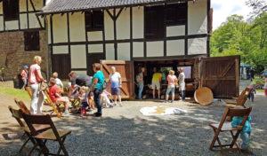 Deutscher Mühlentag auf Schloss Homburg