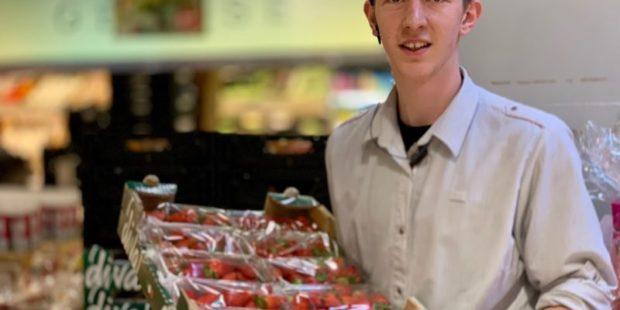 REWE Bergneustadt:  Kunden staunten nicht schlecht