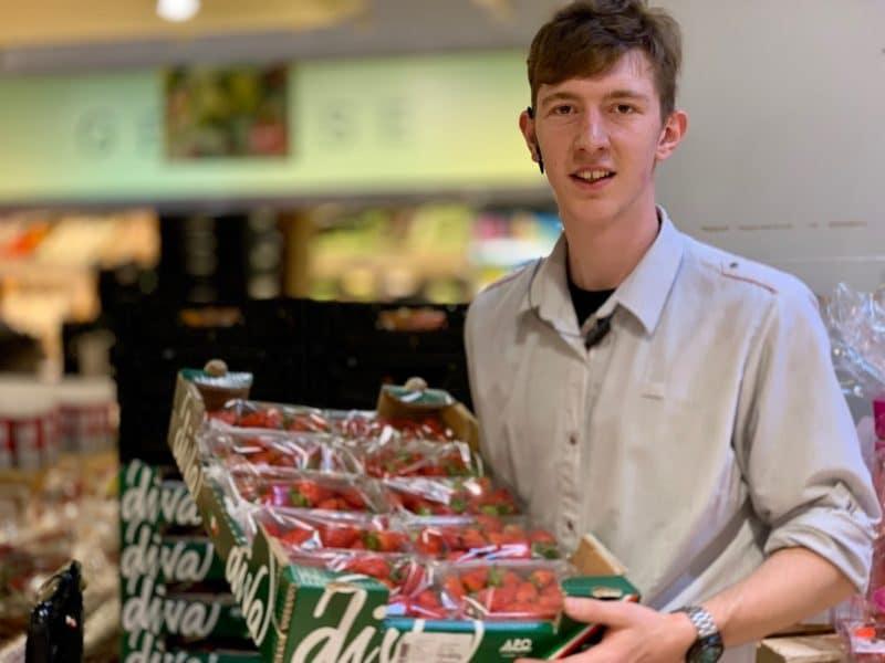 Photo of REWE Bergneustadt:  Kunden staunten nicht schlecht