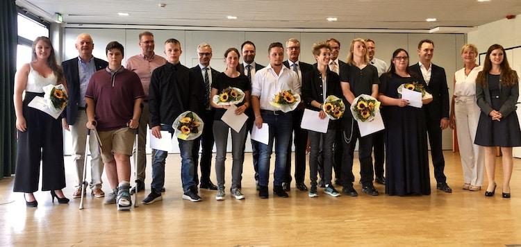 Photo of Lindlarer Schülerpreis 2019 verliehen