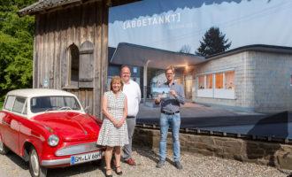 Fotoausstellung Abgetankt im LVR-Freilichtmuseum Lindlar