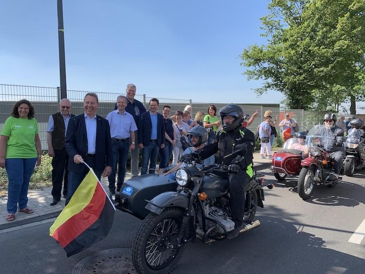 """Photo of Oberbergische Ausfahrt –  Ein """"Bikertreff"""" der besonderen Art"""