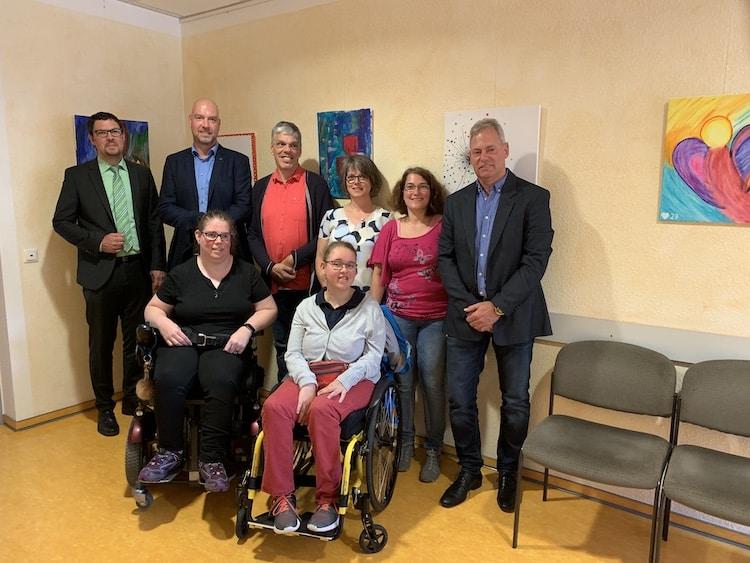 Photo of Vernissage der Projektgruppe Kunstfalter in Morsbach