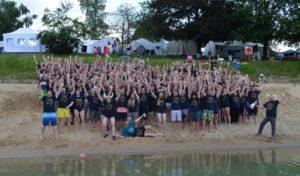 DLRG Jugend OpenSpacetival 2019 an der Aggertalsperre