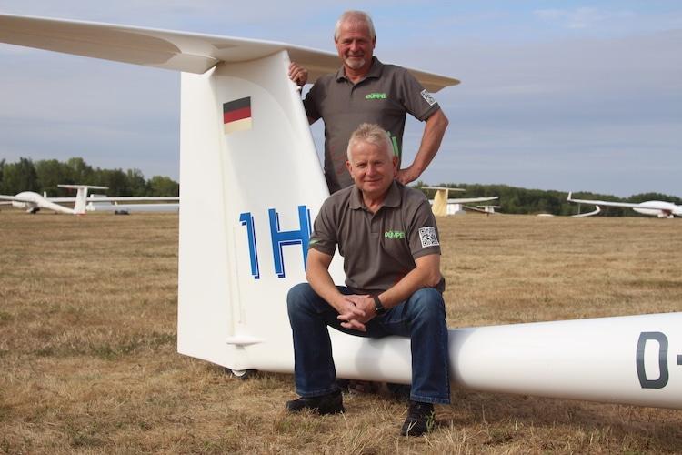 Photo of Oberbergische Segelflieger bei den Deutschen Meisterschaften