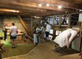 Schloss Homburg: Mühle und Museumbäckerei öffnen am 1. September