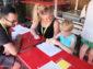 HüKiDo unterhält wertvolle Unterstützung bei ihrem Ferien-Projekt