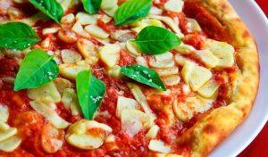 Wie erkennt man eine gute Pizza noch vor dem Bestellen?