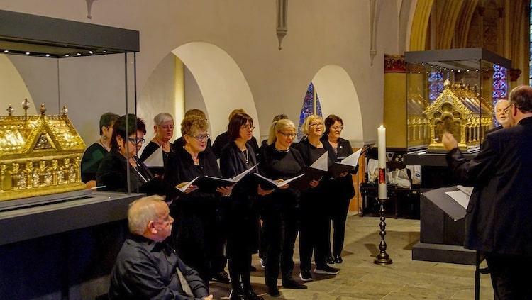 Photo of Mittelalterliche Musik zu Ehren des Hl. Anno in Holpe und Köln